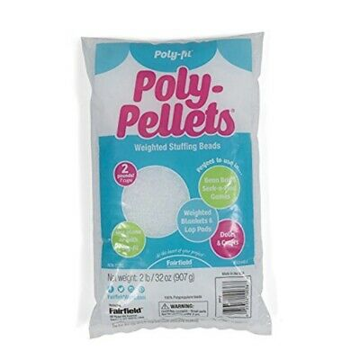 Fairfield Poly-pellets Stuffing Beads-32oz Fob: Mi