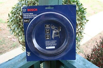 Bosch BS6412-24M 64-1/2in by 1/2in by 24TPI Metal Band Saw Blade