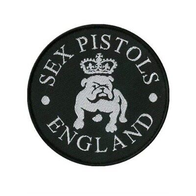 The Sex Pistols Standard Patch: Bull Dog (loose)