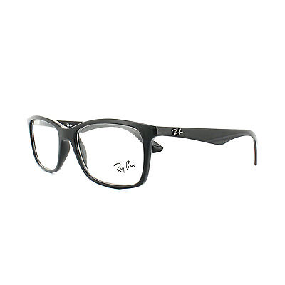 d4cb19a62b Ray-Ban Glasses Frames 7047 2000 Black Mens 54mm
