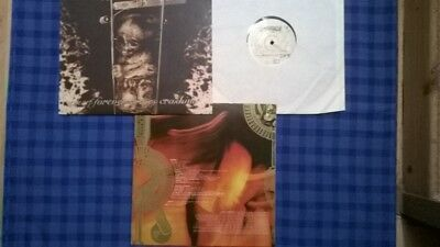 Converge when forever comes crashing 1998 black LP