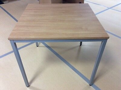 Oak Square Table
