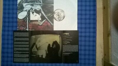 Converge petitioning the empty sky 1997 black LP