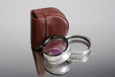 Rollei Rolleinar 2 in Original Case, Beautifully Coated, Exc ++ Bay 3 Size
