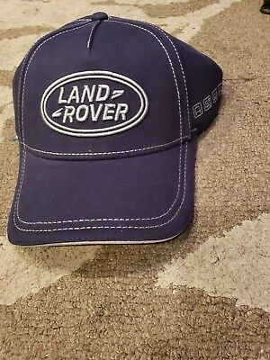 Land Rover ™ Embroidered Trademark Golf Baseball Cap Hat New NWOT