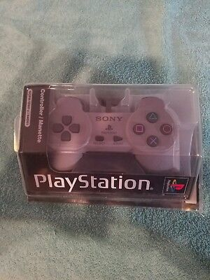 SONY PlayStation 1 PS1 SCPH-1080 u/94041 Controller Gray New Sealed NOS Grey Vtg