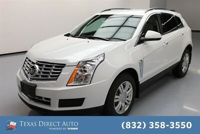 2015 Cadillac SRX  Texas Direct Auto 2015 Used 3.6L V6 24V Automatic FWD SUV Bose OnStar