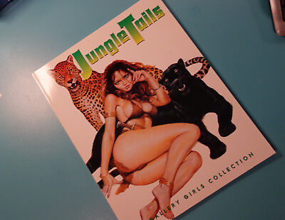 Jungle Tails, Vol. 1 (A Gallery Girls Collection) Paperback – 1996