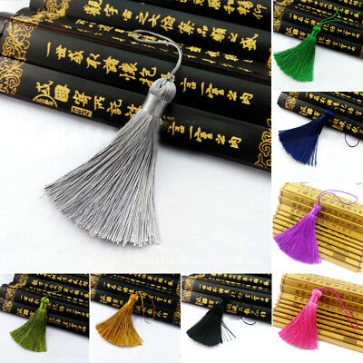 Small Tassels Craft Color 1x Decors Cushion Mini Random Pendant Hot! Long Key