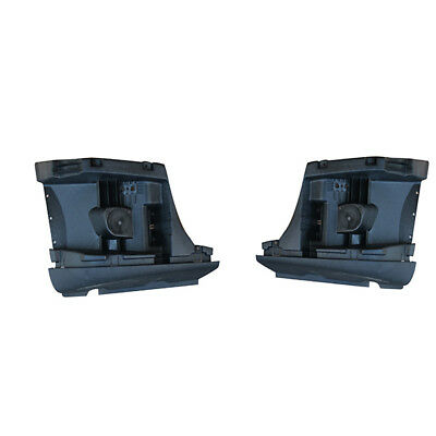 Freightliner Cascadia Bumper Corner Inner Without Hole Pair Left And Right Set