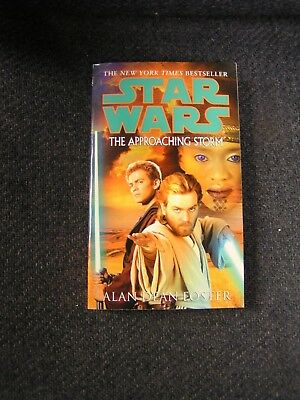 Star Wars Paperback Book The Approaching Storm