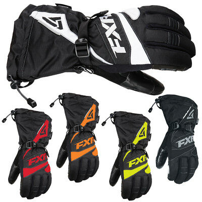 FXR Thinsulate Fuel Glove Durable Waterproof/breathable 3M Scotchlite Corded