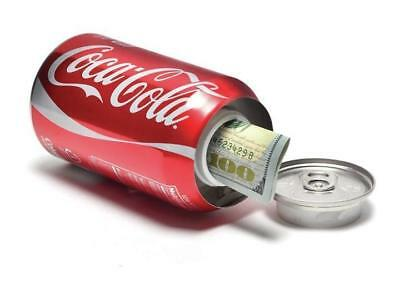 Stash Can Coca Cola  Secret Container Hidden storage SAFE 34-105