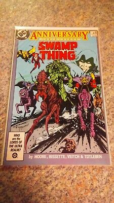 Swamp Thing #50 (Jul 1986, DC)