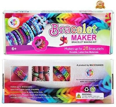 Premium Bracelet (Jewelry) Making Kit For Beginners - Perfect For Kids