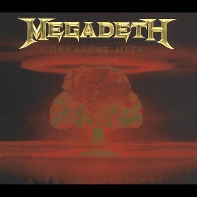 Greatest Hits: Back to the Start [Digipak] [Limited] by Megadeth (CD, Jun-2005,