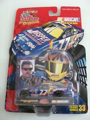 #77 Robert Pressley - Jasper Engines Ford - Nascar - 1999 Racing Champions 1:64