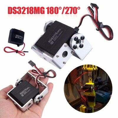 DS3218MG RDS3115MG  Large Torque 180 Degree Biaxial Digital Servo for RC Robot