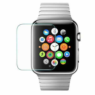 iPM Tempered Glass 9H Premium Screen Protector for Apple Watch - 38mm & 42mm