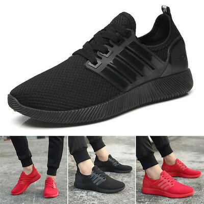 Mens Casual Athletic Running Sports Outdoor Shoes Breathable Non-slip Shoes Size