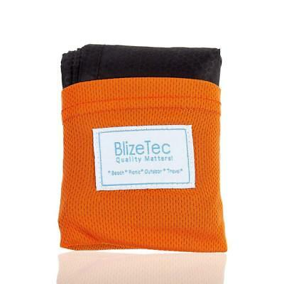 BlizeTec Pocket Blanket: Multipurpose Portable Beach, Picnic, Outdoor and...