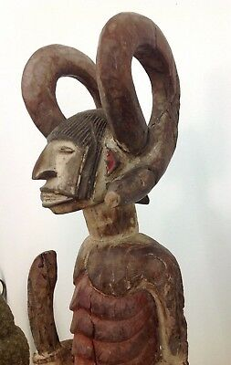 big rare IKENGA Figure Nigeria 31 inch old Germany collection