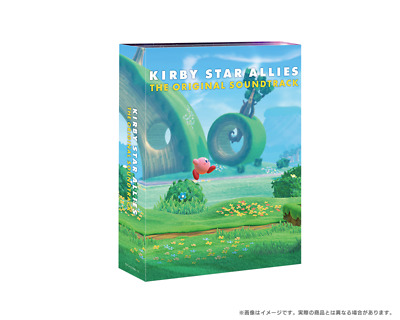 Kirby Star Allies The Original Soundtrack CD PreOrder Service