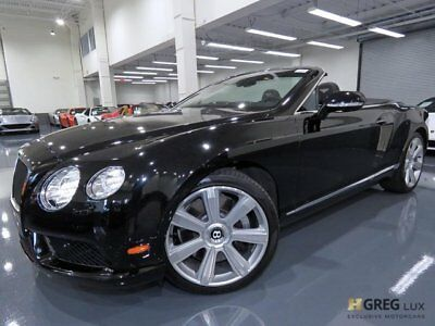 2013 Continental GT GT V8 Convertible