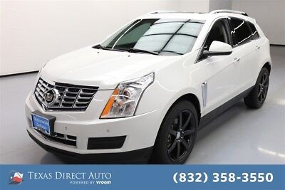2014 Cadillac SRX Luxury Collection Texas Direct Auto 2014 Luxury Collection Used 3.6L V6 24V Automatic FWD SUV Bose