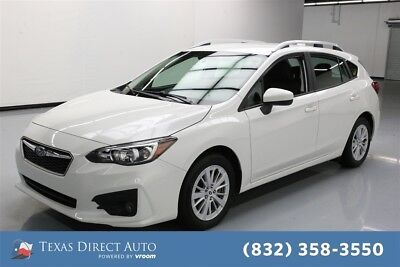 2018 Subaru Impreza Premium Texas Direct Auto 2018 Premium Used 2L H4 16V Automatic AWD Hatchback