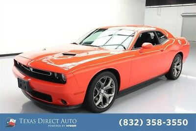 2016 Dodge Challenger SXT Texas Direct Auto 2016 SXT Used 3.6L V6 24V Automatic RWD Coupe