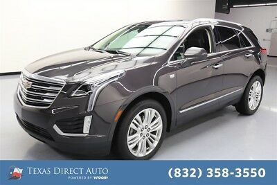 2018 Cadillac XT5 Premium Luxury FWD Texas Direct Auto 2018 Premium Luxury FWD Used 3.6L V6 24V Automatic FWD SUV