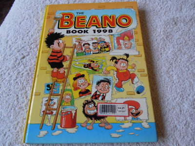 The Beano book 1998 good clean condition,