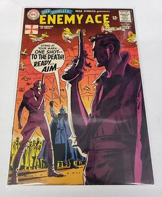 Star Spangled War Stories #141 Enemy Ace   DC Comics 1968  FN