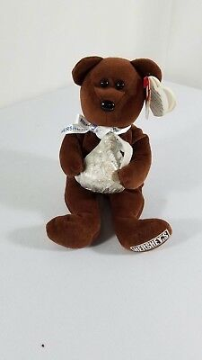7491eb9fa13 Ty Beanie Baby Cocoa Bean Plush Bear w  tag (Walgreens Excl) toy Hersheys