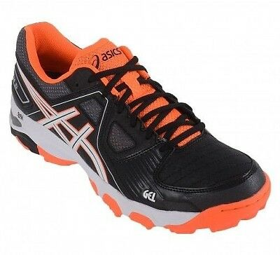 Mens asics Gel Blackheath 5 Hockey Trainers Shoes Size UK 9 10 astroturf Moulded