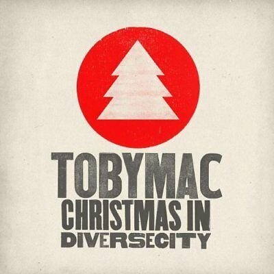 Tobymac             -Toby Mac Christmas In Diverse CD NEW