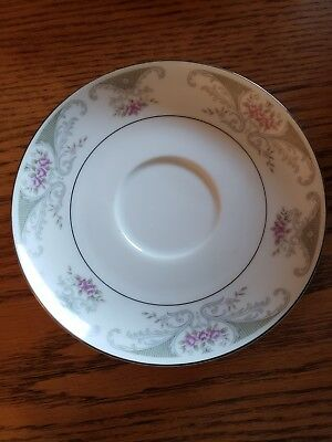 """Alberon Translucent Fine China- Made In Japan Saucer 4144  61/2"""" plate"""