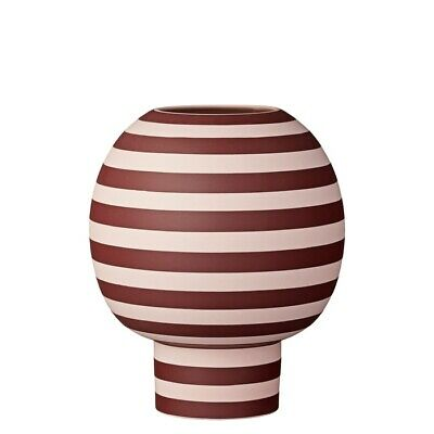 Varia Vase Rose/Bordeaux Aytm
