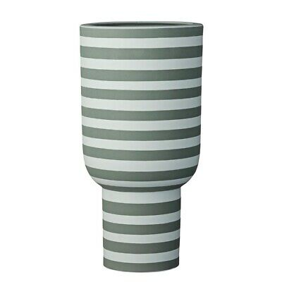 Varia Vase Dusty Green/Forest Aytm