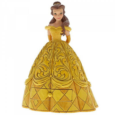 Disney Traditions Belle Treasure Keeper Figurine A29503 Brand New & Boxed