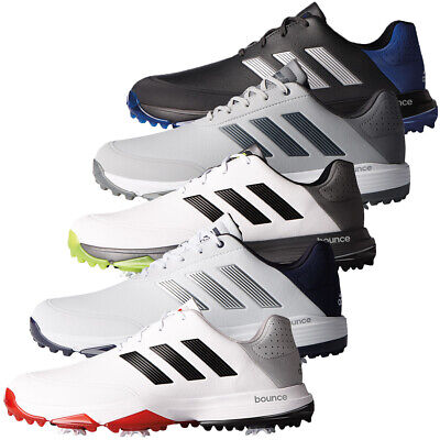 reputable site 5009d 288ae adidas Mens Adipower Bounce WD Golf Shoes Lightweight Foam Wide Fit 25% OFF  RRP