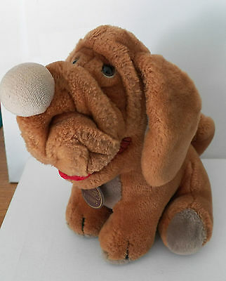"""Fine Looking Shar Pie """"wrinkles"""" Dog Ganz Bros ©1984 #4123607 The Heritage Coll."""