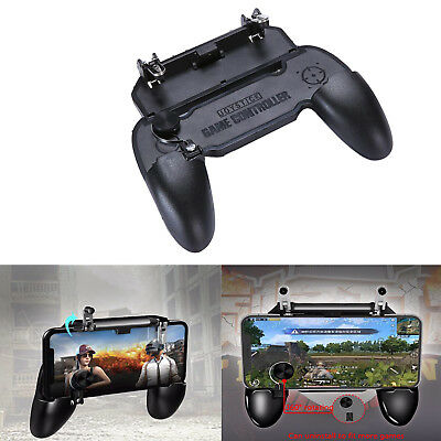 PUBG Fire Buttons Gamepad Game Controller Joypad for iPhone Android Mobile Phone
