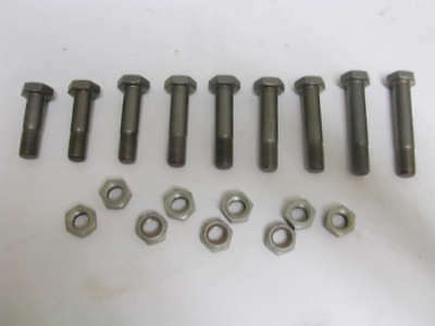 Aircraft Titanium Bolts Bolts Assorted Sizes 7/16 - 20