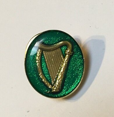 Irish Volunteers Harp Badge