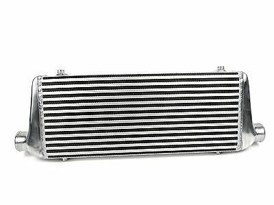 "Kit/Track/4x4/Project/Car Universal Alloy Intercooler 550x230x65mm 2.25"" Inlets"