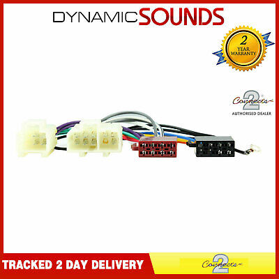 CT20TY01 WIRING HARNESS Adaptor ISO Loom For Lexus GS300 ... on