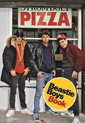 Beastie Boys Book by Beastie Boys (2018, Hardcover) - FREE FAST SHIP 2-3 DAYS -