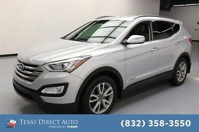 2016 Hyundai Santa Fe 2.0T Texas Direct Auto 2016 2.0T Used Turbo 2L I4 16V Automatic FWD SUV